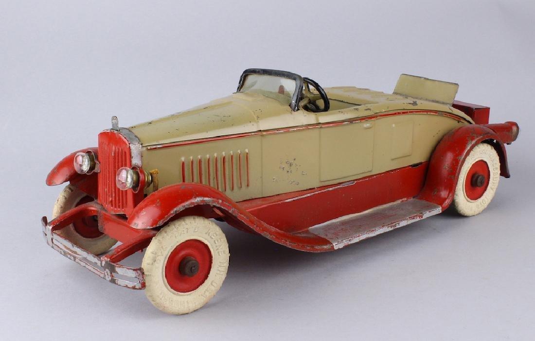 Kingsbury Roadster with Rumble Seat