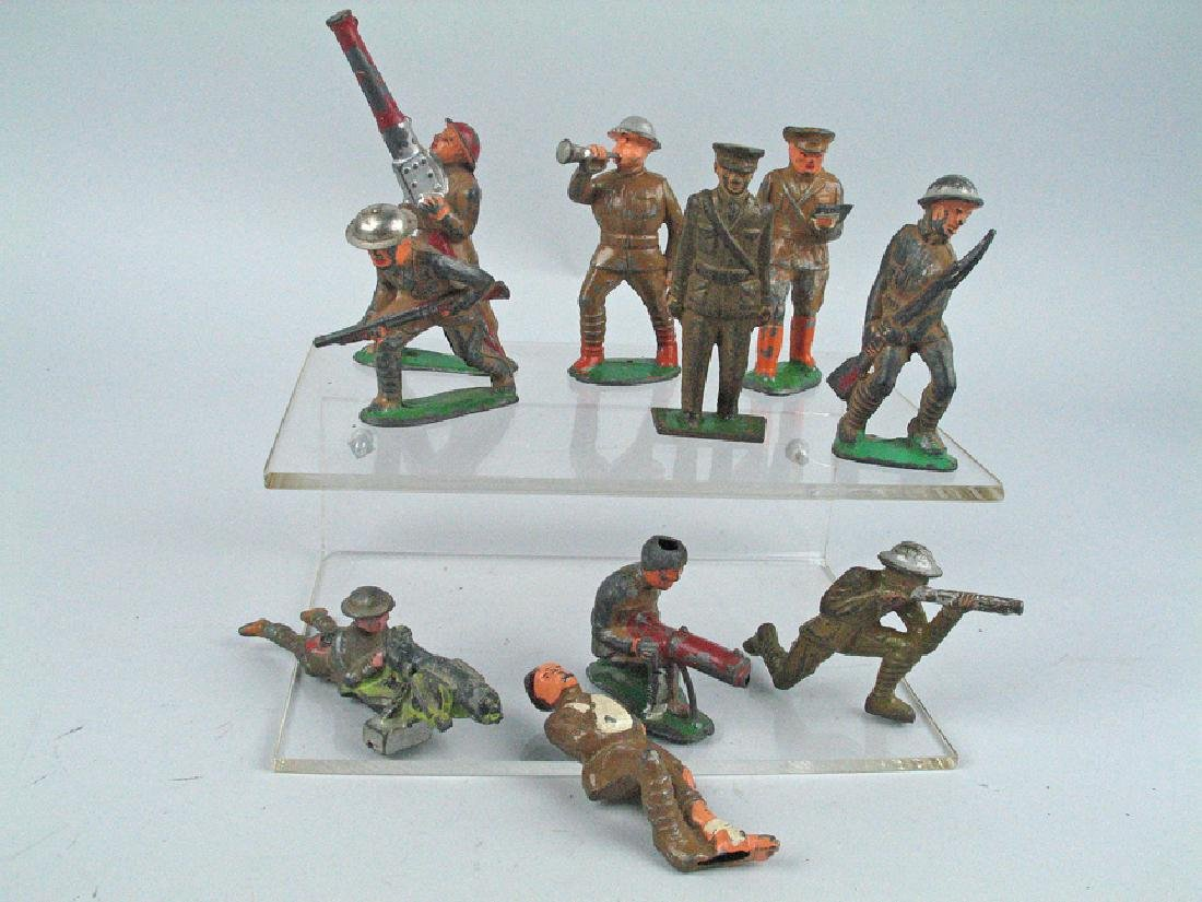 Manoil Cast Soldier Lot