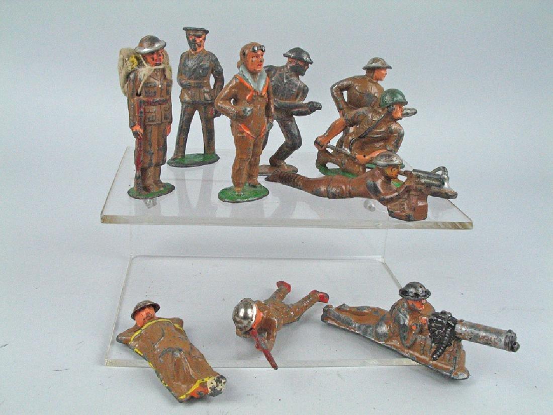 Manoil Soldier Lot