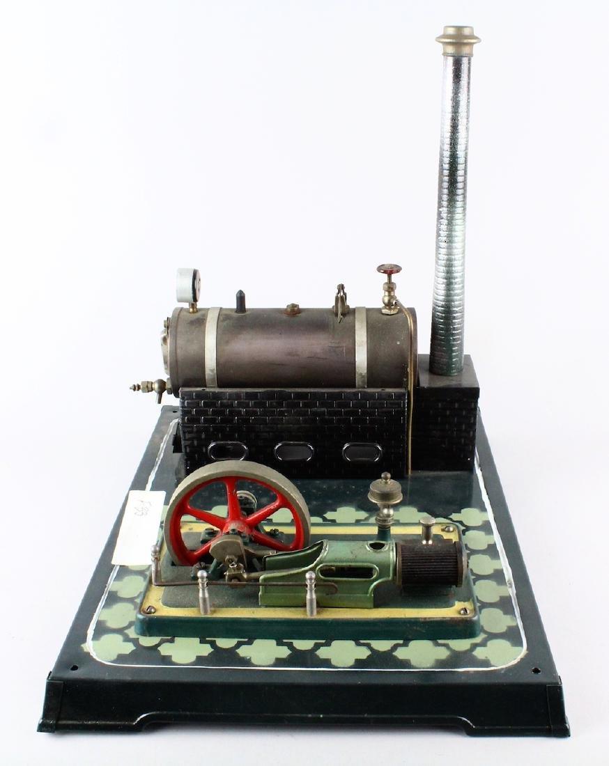 German Steam Engine