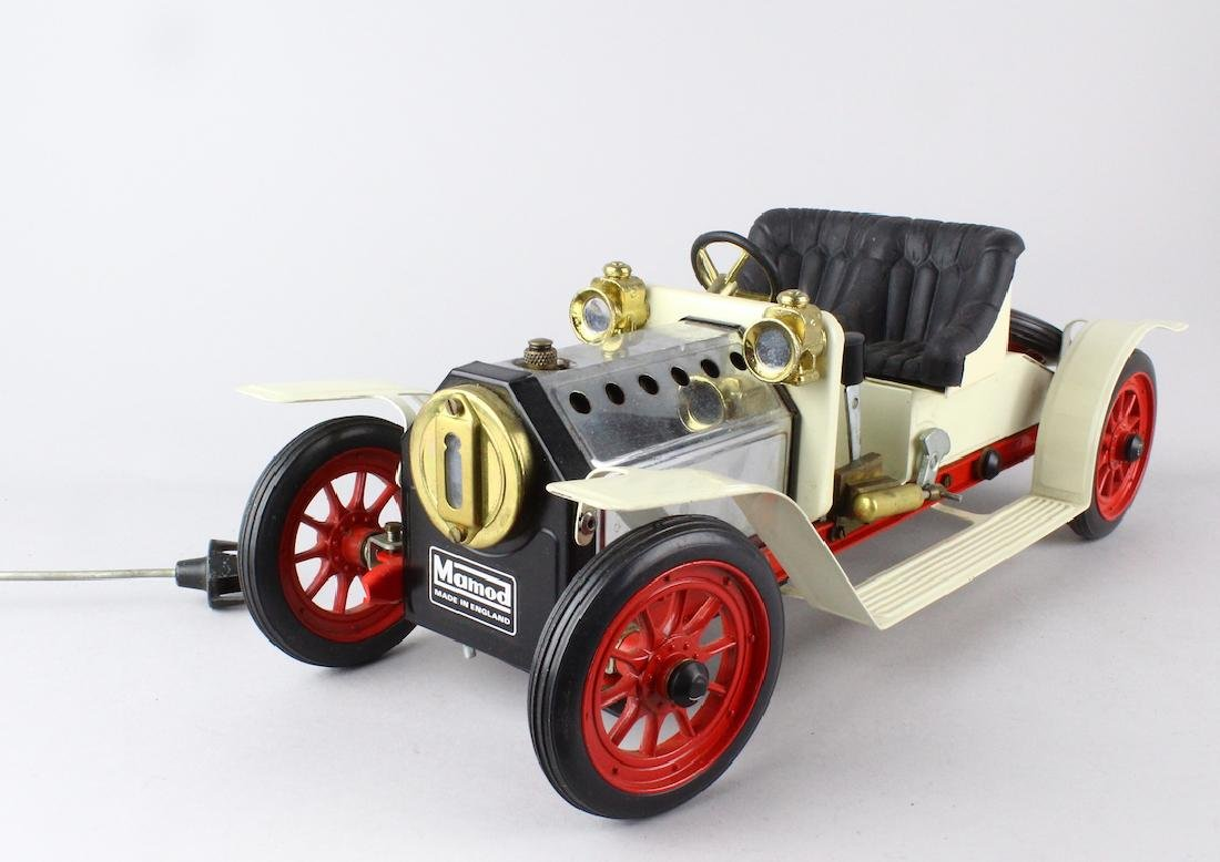 Mamod Steam Engine Auto Open Roadster