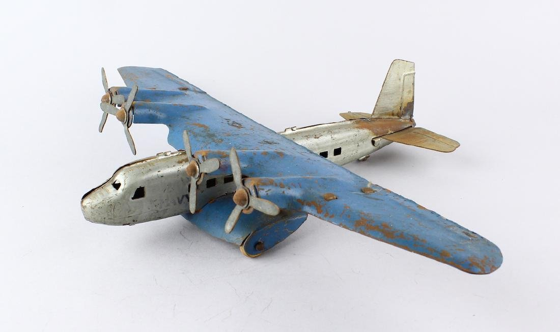 Wyandotte 4 Motor Airplane