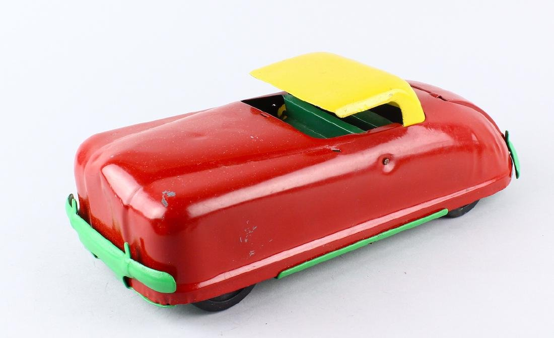 Wyandotte Fold Down Roof Convertible Coupe