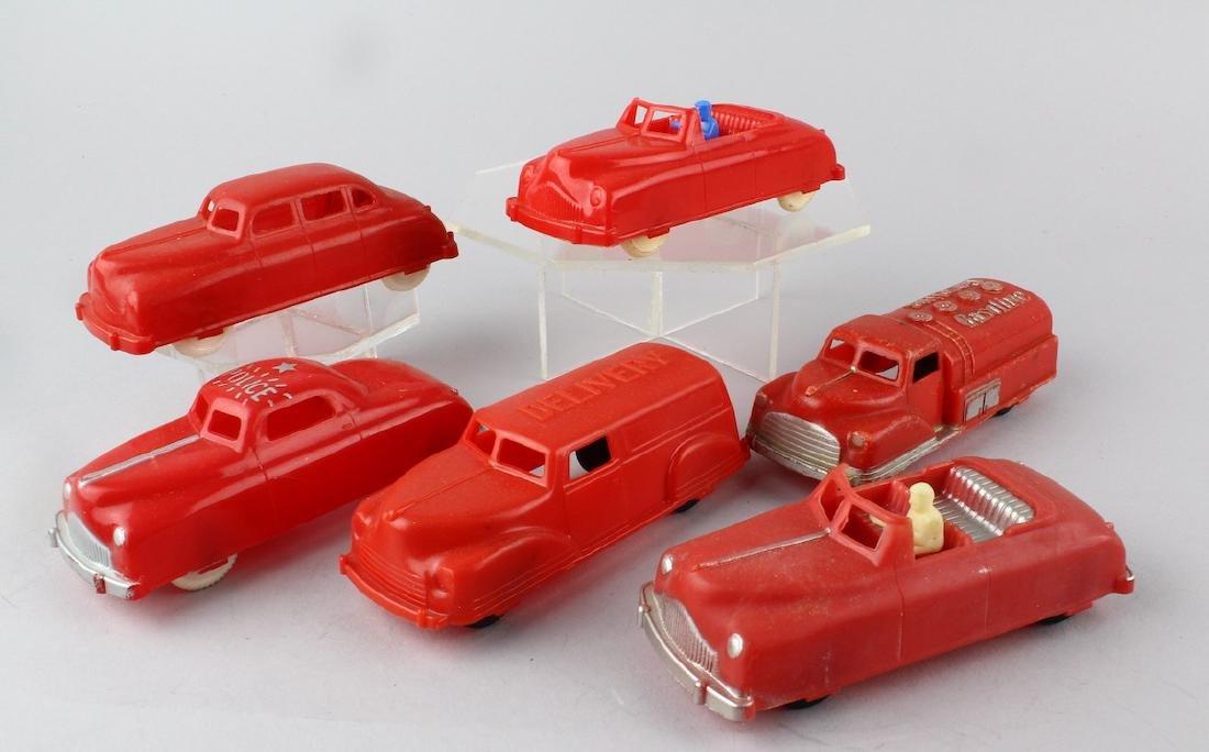 Renwal & Others Plastic Cars & Trucks