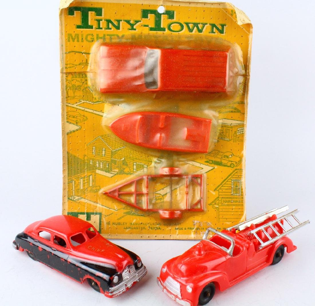 Hubley Car & Boat Mint in Package & Hubley Vehicles