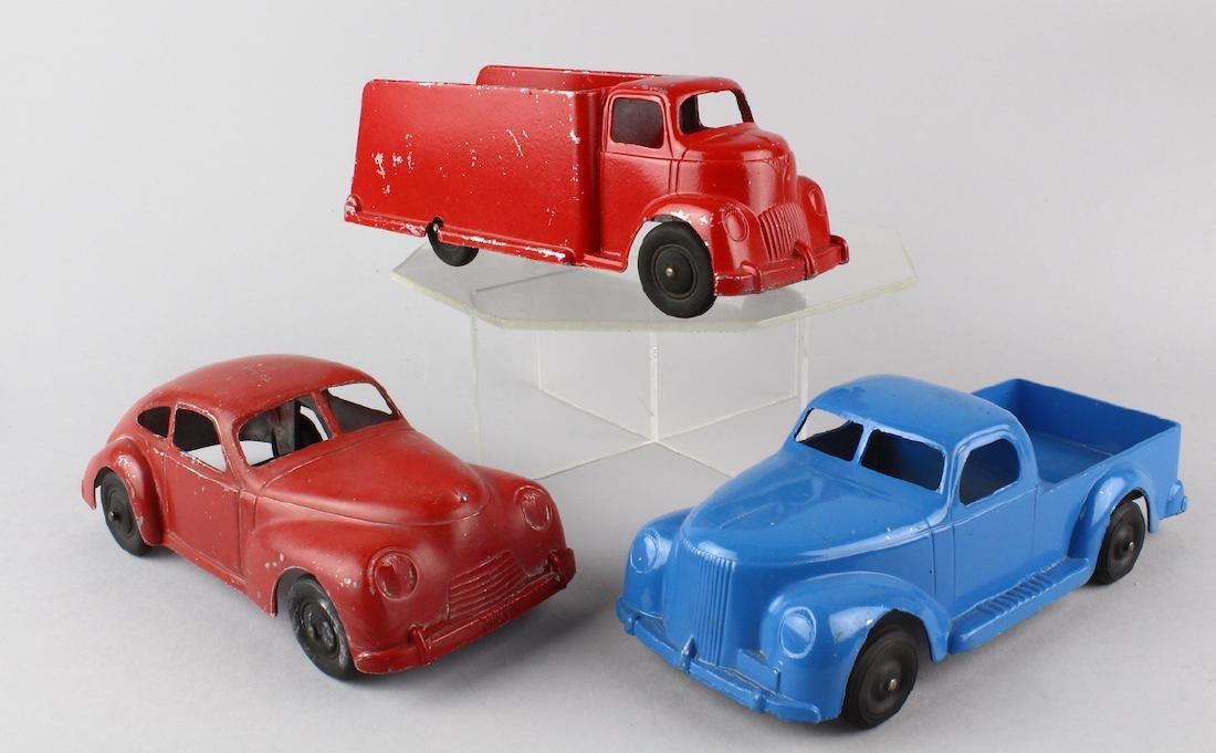 Slik-Toys Car and Trucks