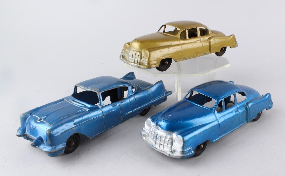 1950s Tootsietoy Sedan & Coupes