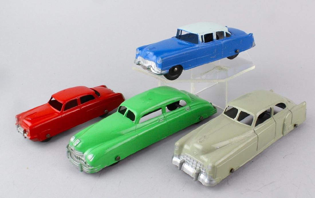 1950 Tootsietoy Chrysler, Kaiser, & Others