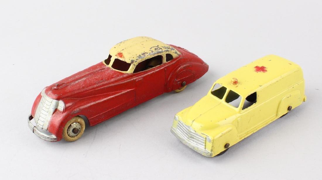 1930s Tootsietoy Coupe  & Ambulance