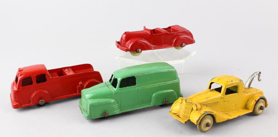 1930s Diecast Cars and Truck