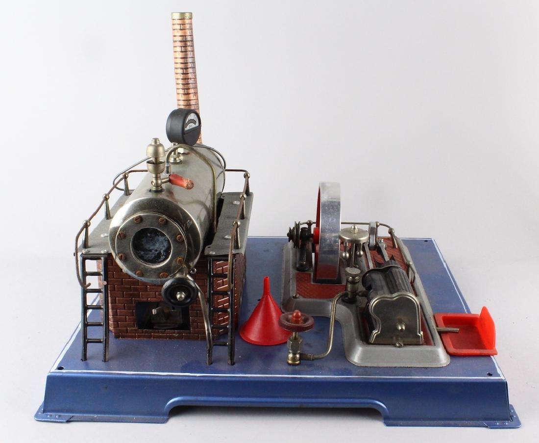 Wilesco German Steam Engine Factory