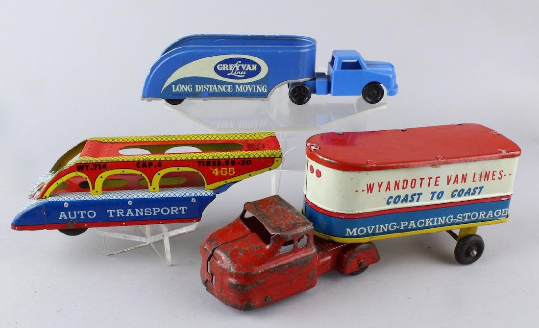 Wyandotte Auto Transport/Van Lines and Grey Van Lines