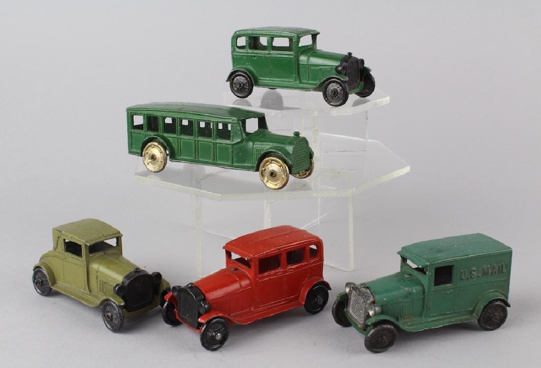 1930s Tootsietoy Vehicles