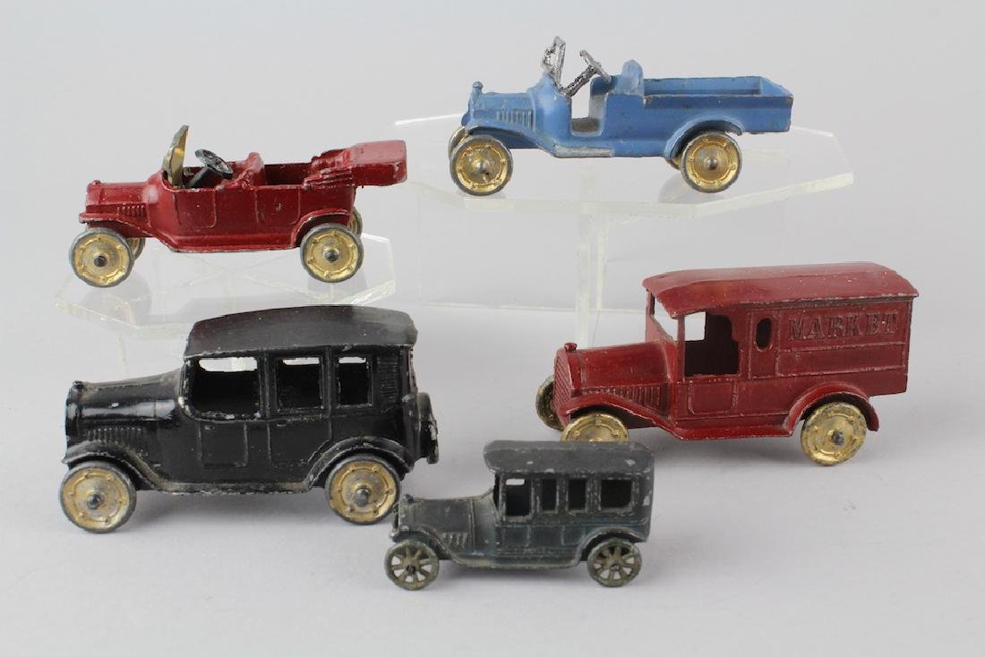 1930s Tootsietoy Cars