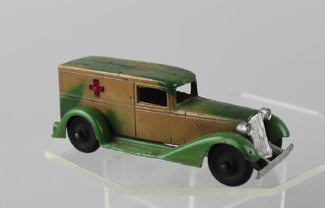 1930s Tootsietoy Camo Ambulance