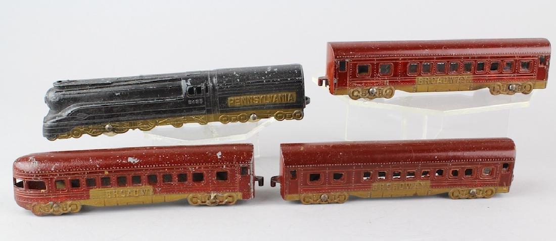 Tootsietoy Trains