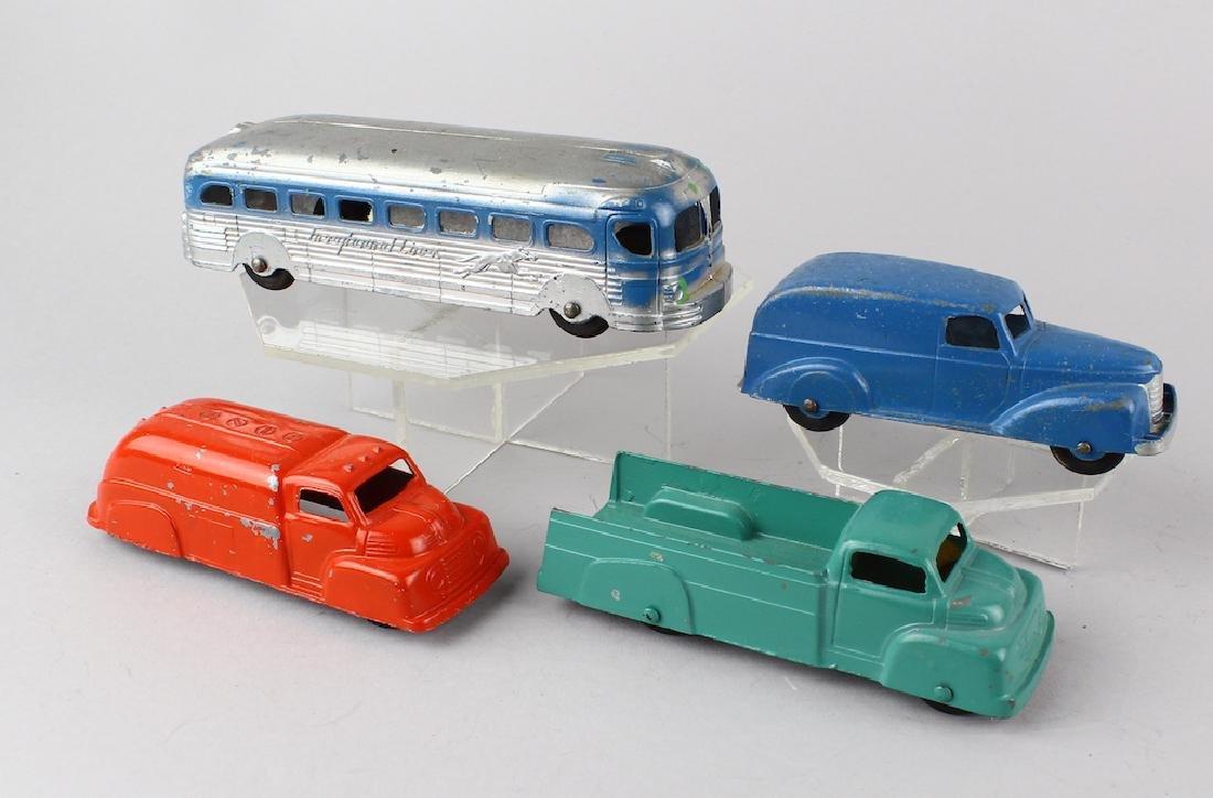 Tootsietoy Cars Trucks & Bus