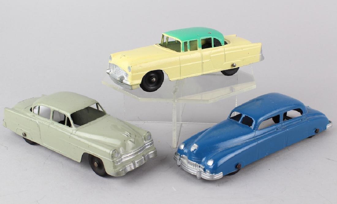 Tootsietoy Cars Including Kaiser