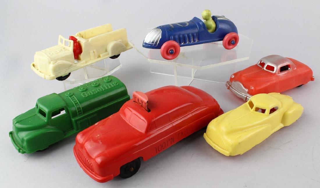 "Renwal Car Lot & Toot N"" Taxi - 2"
