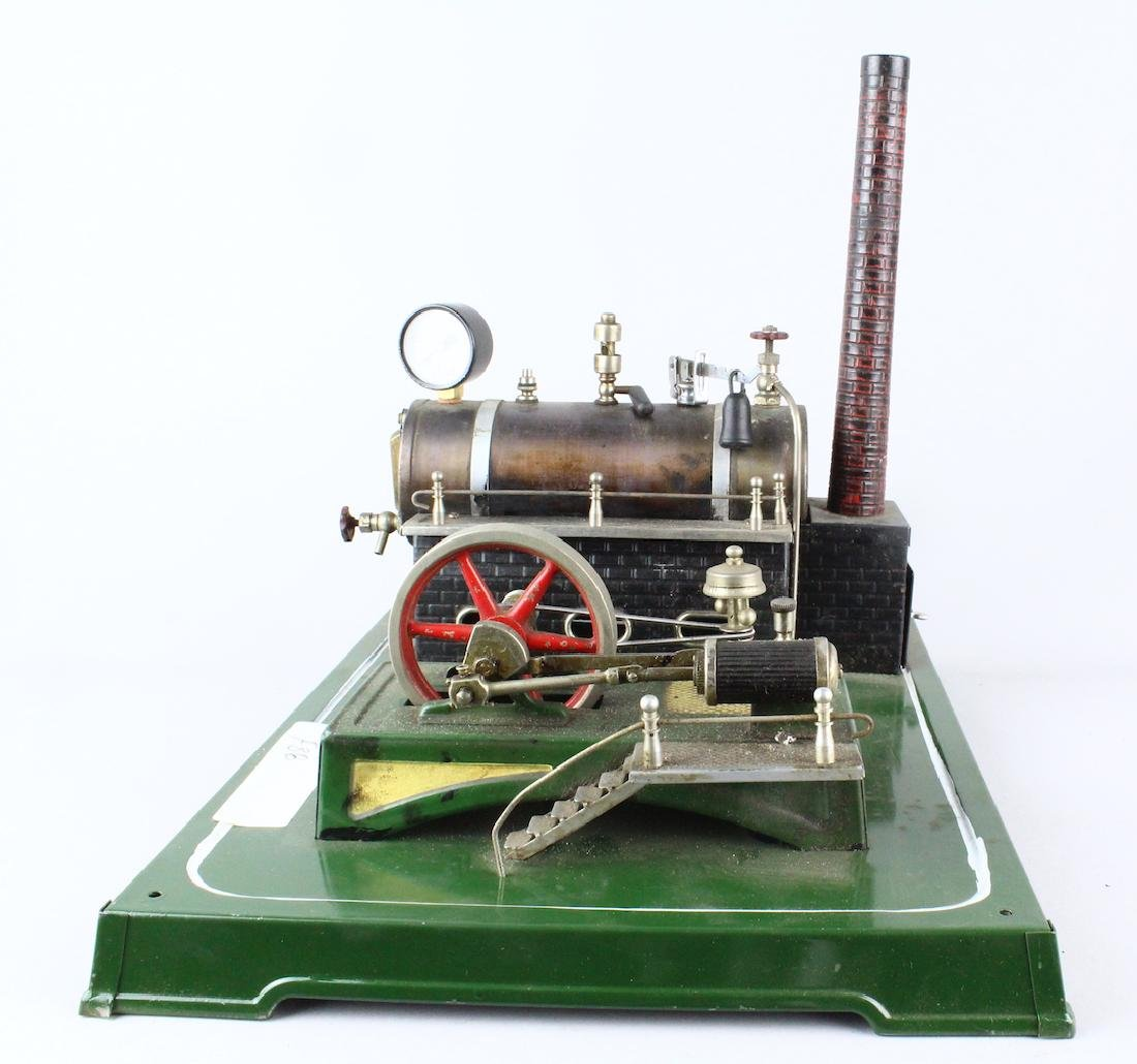 Fleischmann German Steam Engine