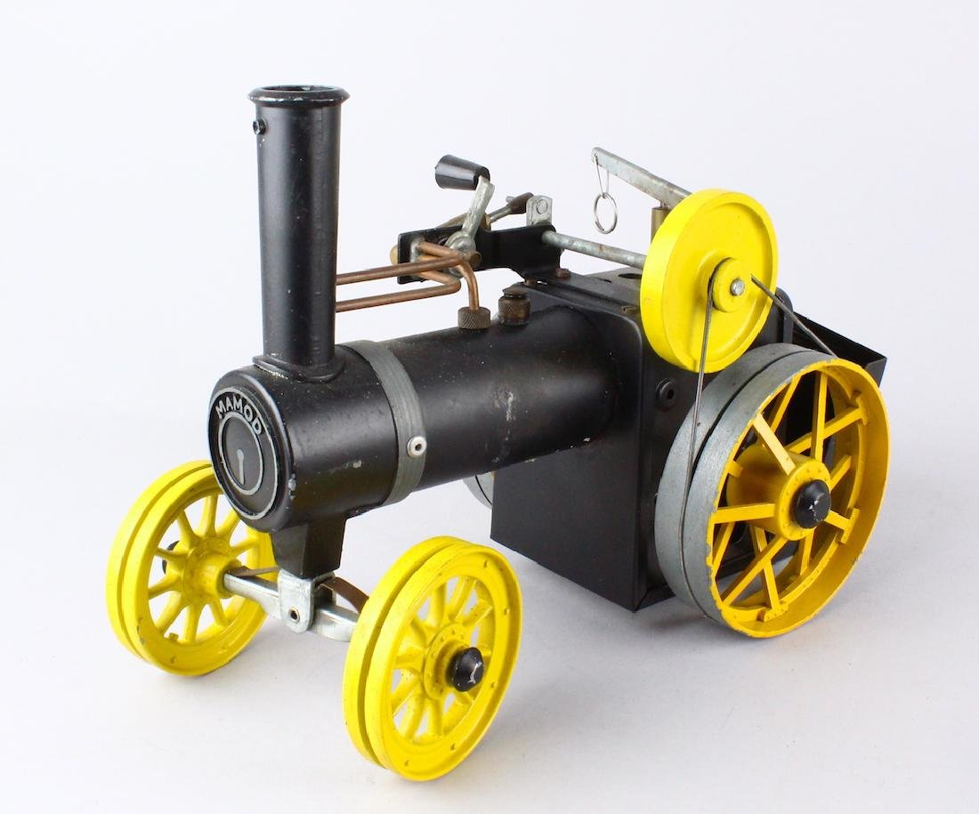 Mamod Traction Steam Engine