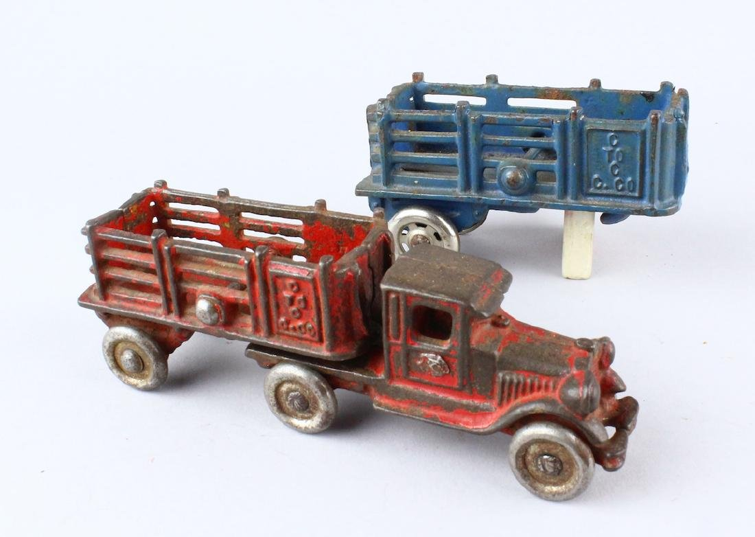 AC Williams Cast Iron Coast to Coast Truck & Trailer