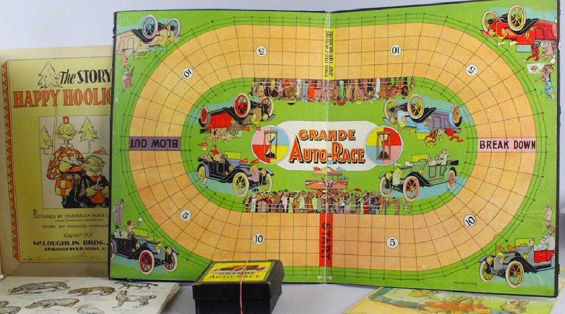 Auto Race Game Happy Hooligan & Peter Rabbit - 3