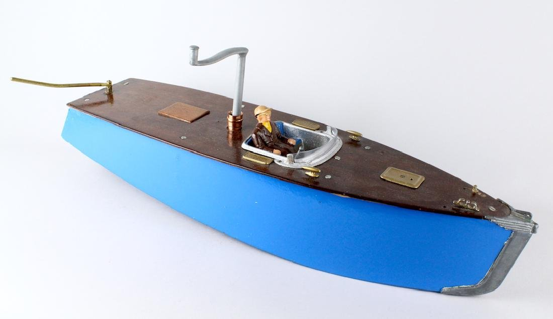 Orkincraft  Orkin Speedboat