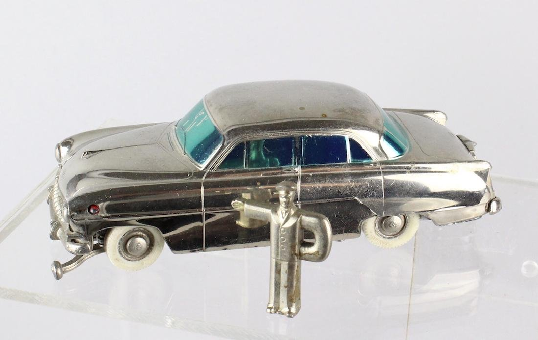 1950s Prameta Kolner Buick 405 German Wind Up B