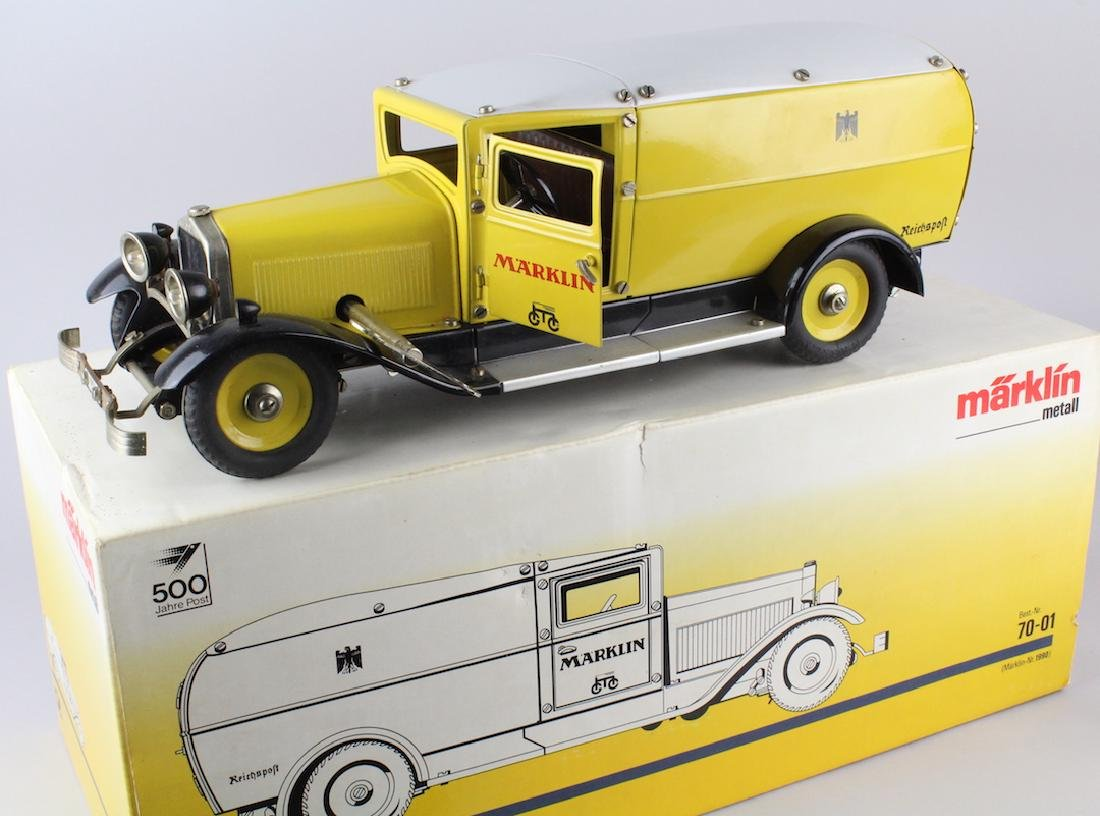 Marklin Postal Delivery Truck In Box