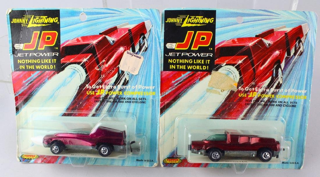 Johnny Lightning Jet Power Cars Mint in Package