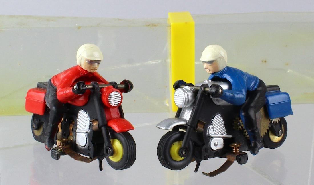 Aurora Slot Car Motorcycles
