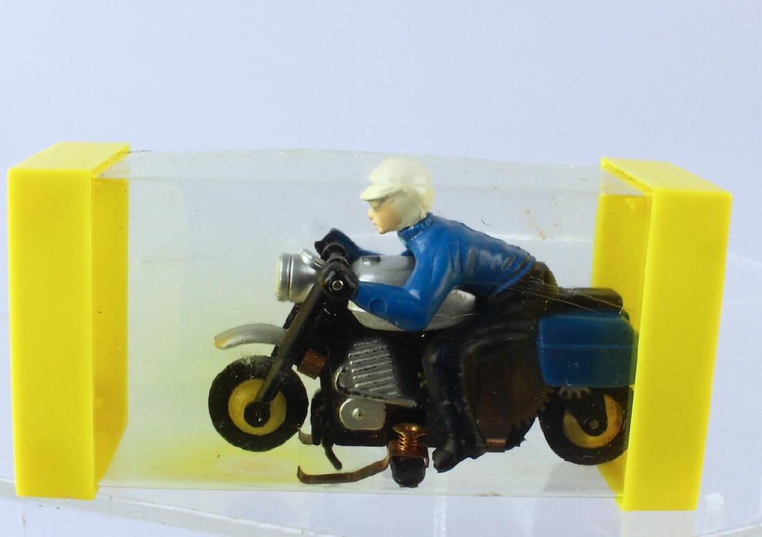 Aurora Slot Car Motorcycle
