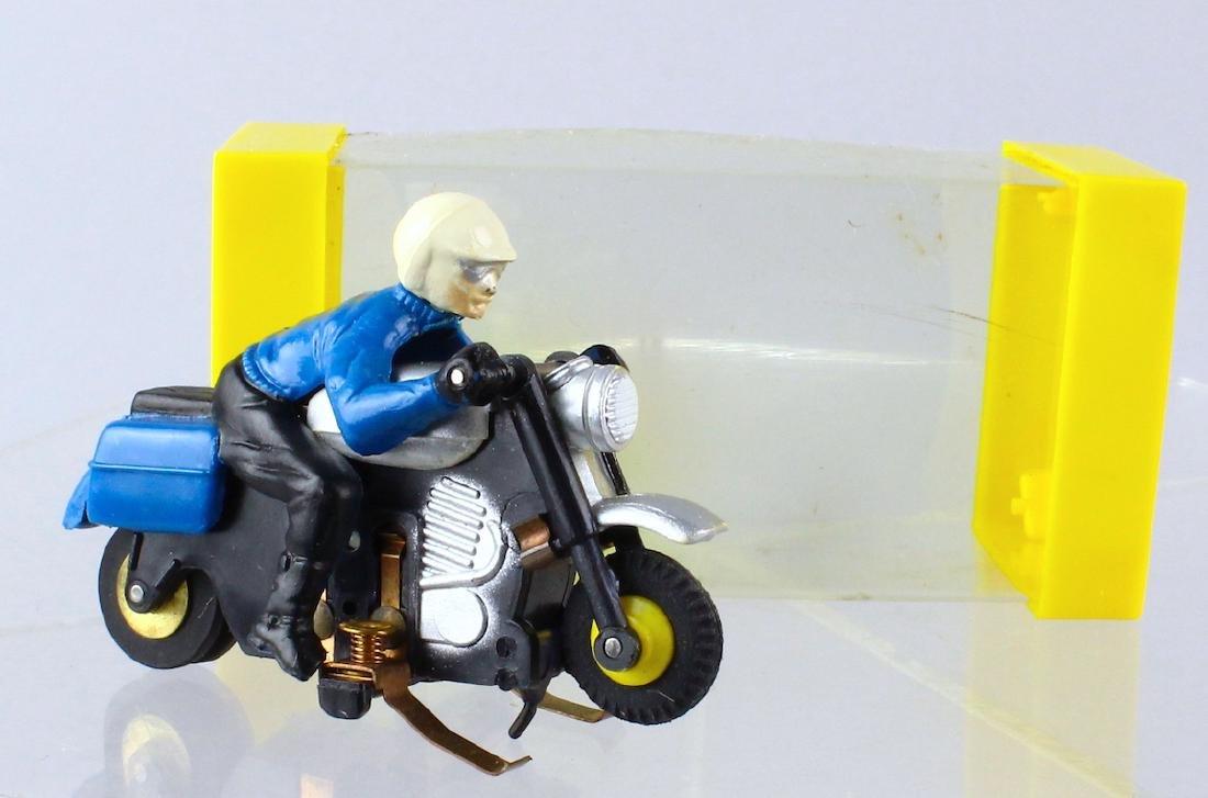 Aurora Slot Car Motorcycle - 3