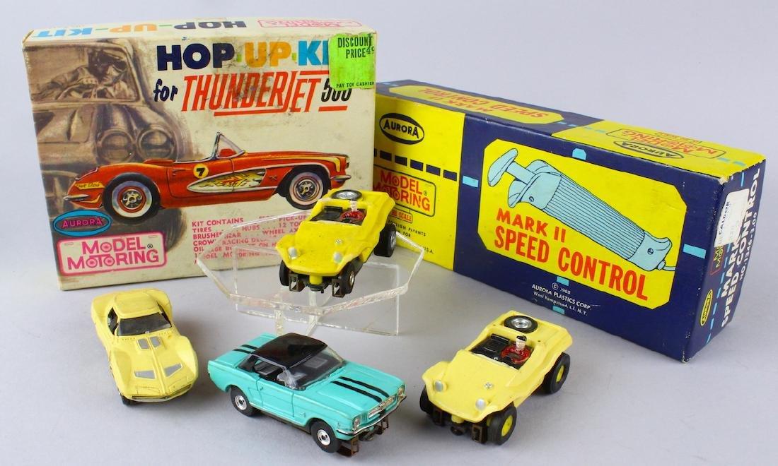 Aurora Slot Car T-Jets