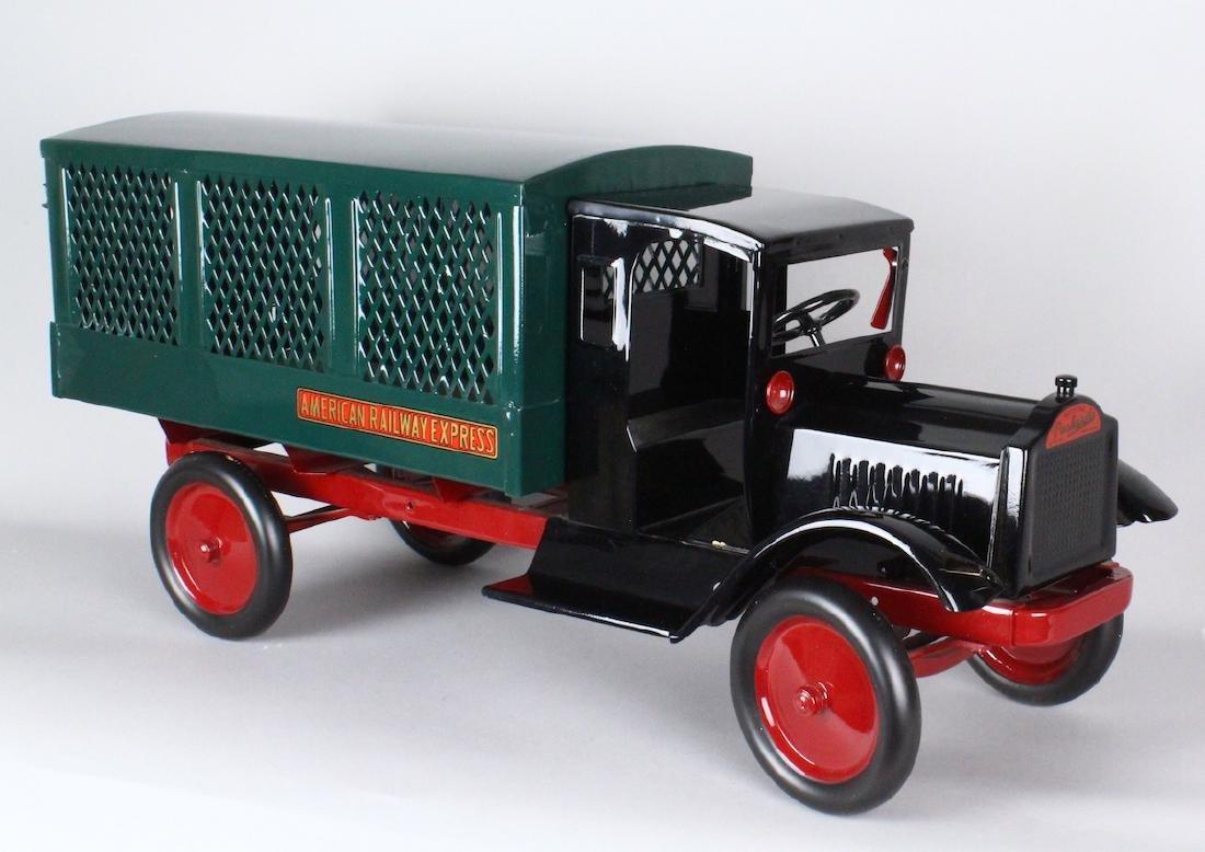 Keystone Packard American Railway Express