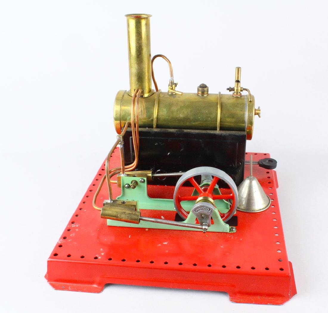 Mamod Brass Steam Engine