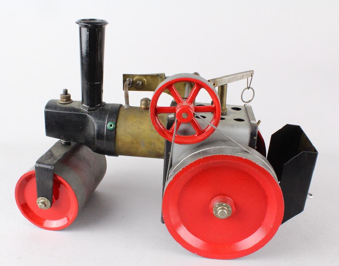 Mamod Traction Steam Engine Brass Boiler