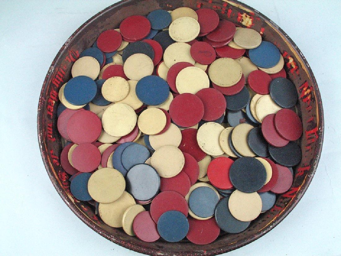 Bakelite Poker Chips 1920\'s