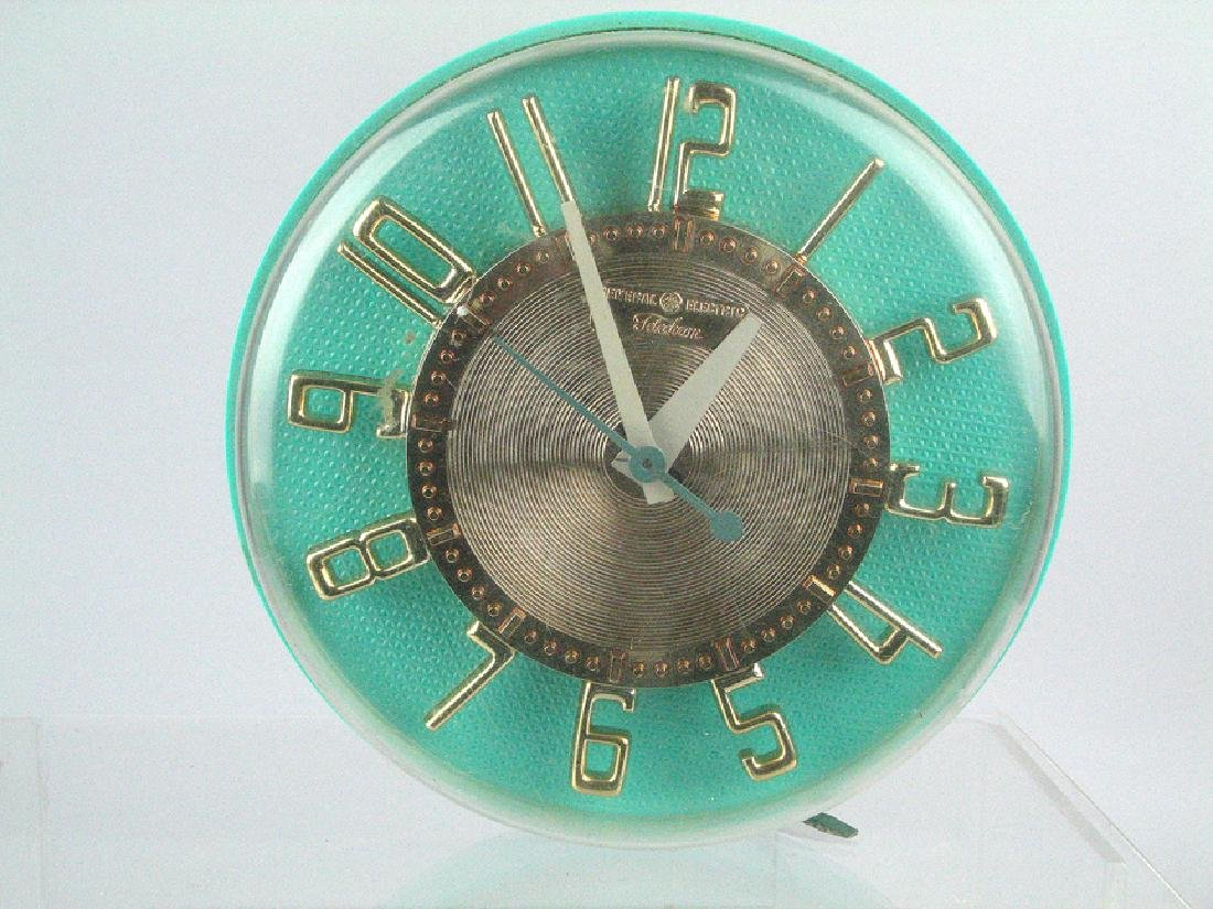 GE Mid Century Clock