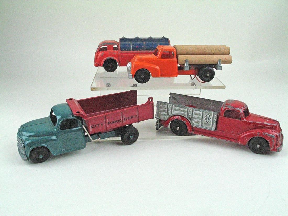 Tootsietoy Hubley Truck Lot