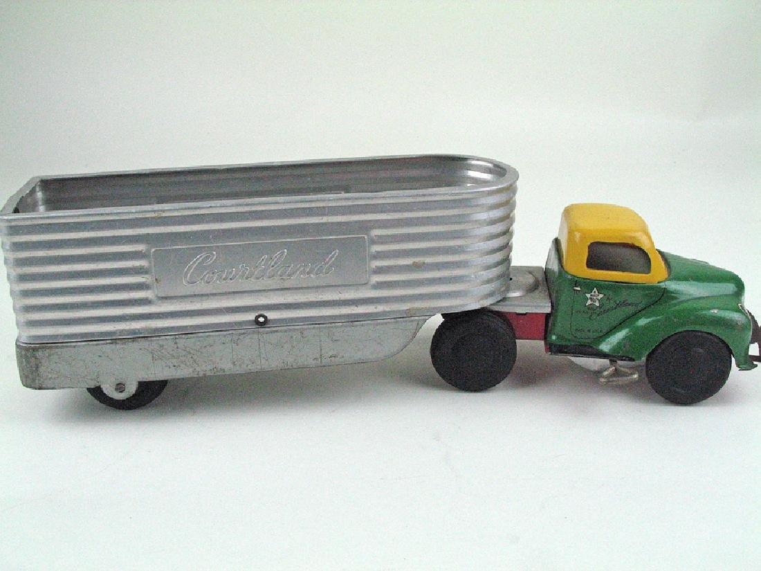 Courtland Tractor Trailer