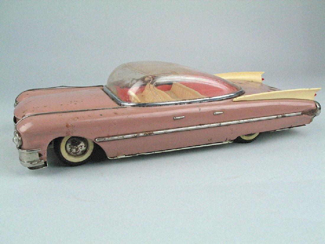 Cadillac Japan Tin Litho Concept Car 1950\'s