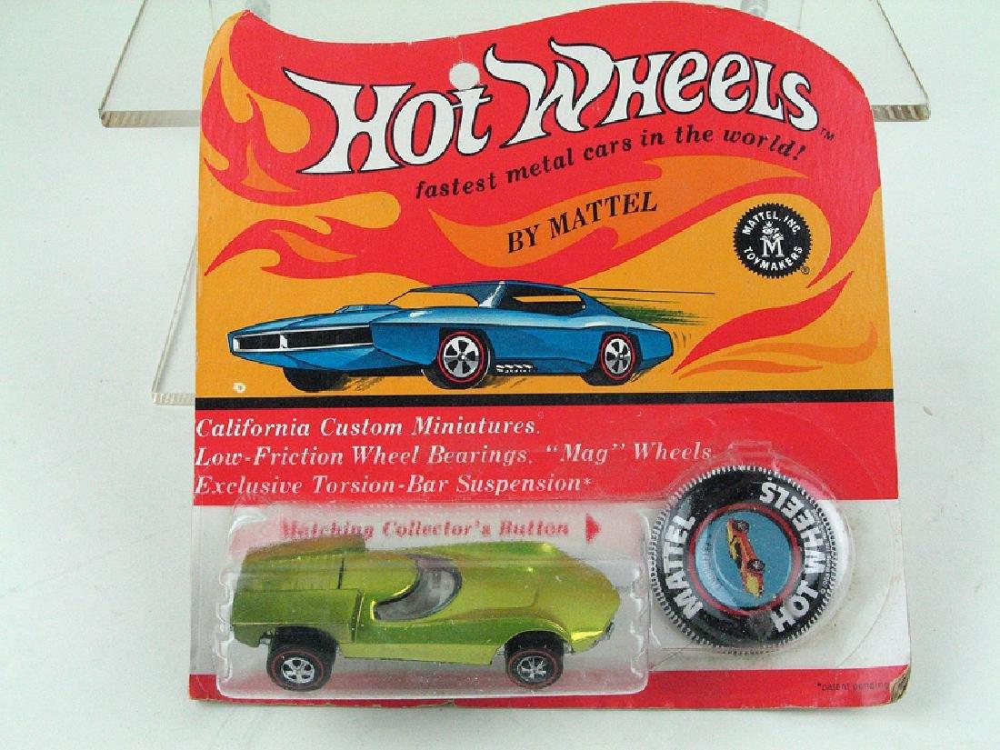 Hot Wheels Redline on Card 1960\'s