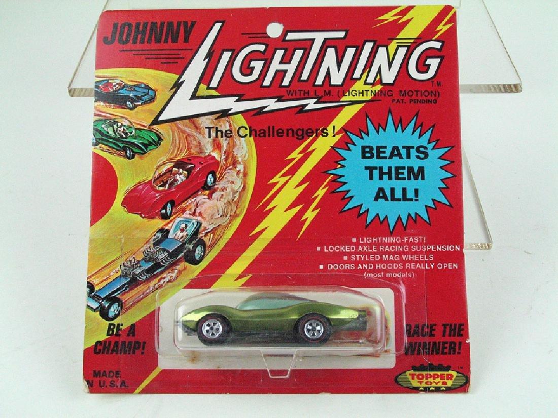 Johnny Lightning Car MIB