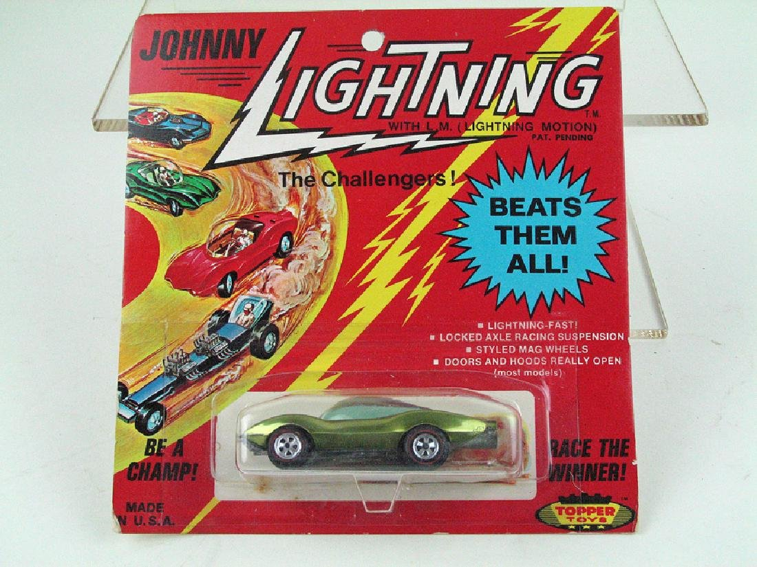 Johnny Lightning Car MIB