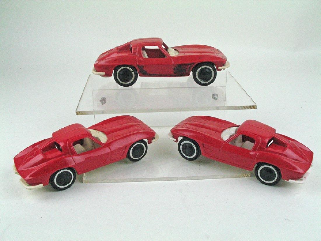 Corvette Car Lot 1960\'s