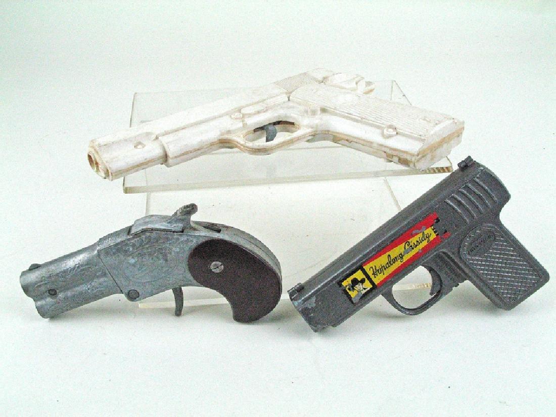 Toy Cap Gun Lot Hopalong Casidy