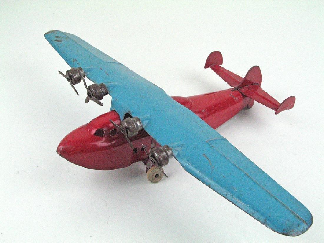 Wyandotte Airliner Pressed Steel