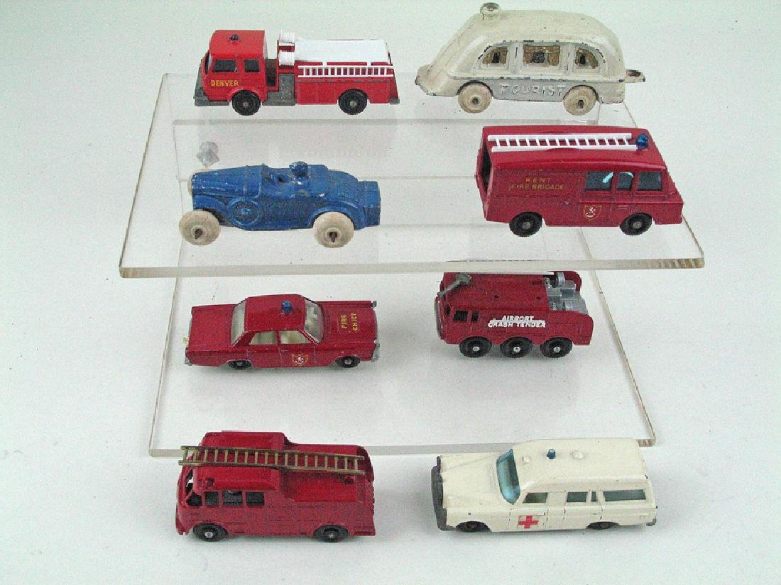 Matchbox Slush Car Lot